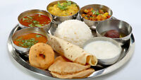 Indian vegetarian Dabba service monthly