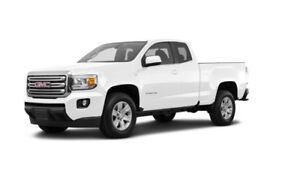 GMC Canyon All Terrain 2017