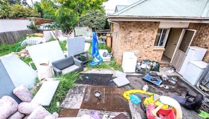Rubbish removal saturday sunday