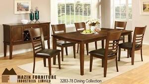 7 PC DINING SET MODEL 3283-78 04-15