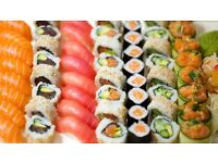 Sushi Chef for New Sushi Shop in Chiswick