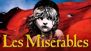 URGENT Les Mis Ticket - Today at 2pm at Jubilee