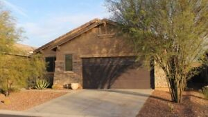 Furnished winter rental in Anthem Country Club