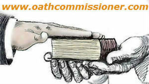 Commissioner of Oaths & Affidavits in Scrborough