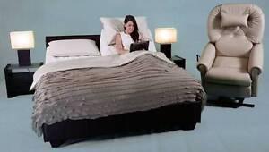 PLEGA Adjustable Bed - Dual Queen (New Price over $7000) Ellenbrook Swan Area Preview