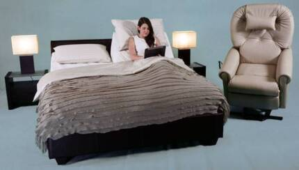 PLEGA Adjustable Bed - Dual Queen (New Price over $7000)