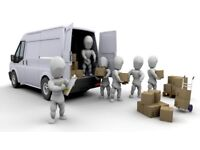 Man/ Men With A Van. WILL BEAT OTHER QUOTES** House Moves, Clearances & Deliveries @ SHORT NOTICE