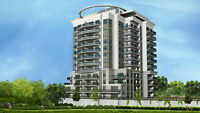 July 1 Upper Penthouse with Stunning View in Waterscape Condos