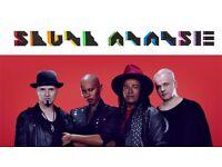 1 x Ticket to Skunk Anansie - Thursday 25th @ Bristol O2 arena