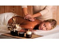 Relaxing Massages and beauty treatments to your home (Women only)