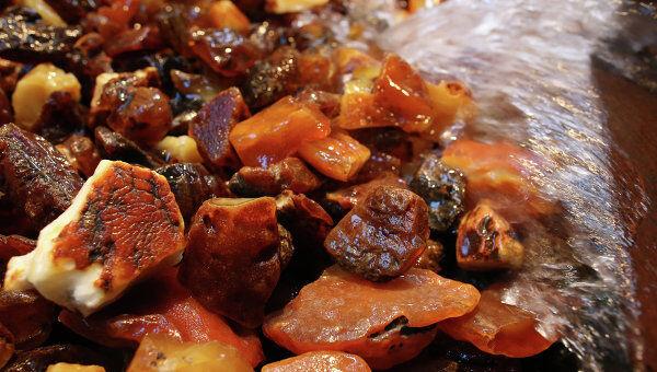 Baltic Amber trade