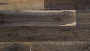 Engineered Premium Hardwood - antique oak
