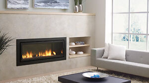 FIREPLACE BLOWOUT! 25% off in stock unscreened fireplaceS!