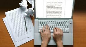 Professional typed paper writers