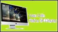 ★★★ Apple iMac With Retina 5K Display All-in-One ★★★