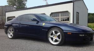1995 FERRARI 456 GT - GATED MANUAL