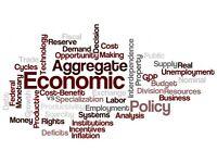 Academic Economic Tutor\Supervisor