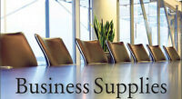 Tons of Business Supplies, Too Many To List!