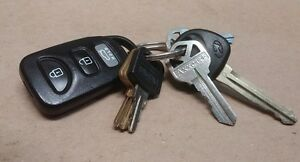 Auto Keys and remotes