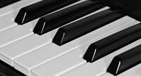 Piano lessons in Thunder Bay