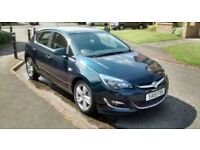 Vauxhall Astra SRI 8000 miles 15plate still under manufacturing warranty