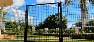 Powder Coated Steel Mesh / Dog Fencing 2200mm x 1200mm - $39 ea Glendenning Blacktown Area Preview