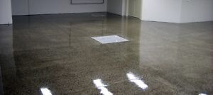 AQUASMART epoxy resin flooring,polished concrete,tile resurfacing Perth Perth City Area Preview