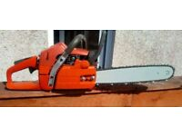 Husqvarna 350 chainsaw reconditioned