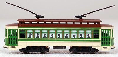 Bachmann N Scale Train Diesel Trolleys/Cable Cars Analog Green 61093 for sale  Wilmington