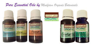 Pure Essential Oils and 100% Natural Shea Butter
