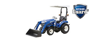 New Holland Boomer 24 sub compact tractor