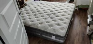 King Size Serta Mattress (Used 3 years, great condition)