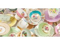 Tea Party Accessories & Decorations