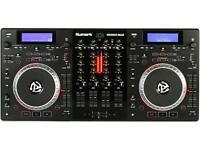 Numark mixdeck quad dj controller all in one unit