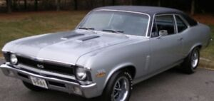 Looking for 68-72 Nova SS