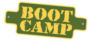ALL LEVELS of Fitness - Bootcamp!