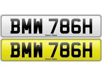 PRIVATE NUMBER PLATE! IDEAL INVESTMENT