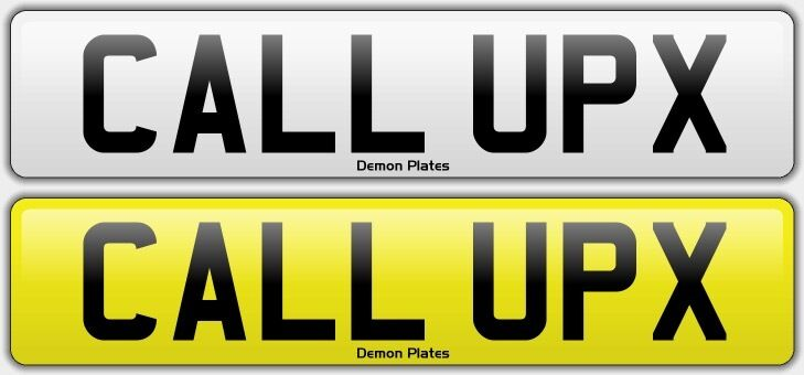 TWO!! Private number plate Quick Sale, part ex welcome, audi, mercedes, btw, volkswagen ONO