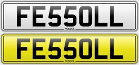 Fez Fessol Asian Punjabi private number plate suit CRX M3 AMG CIVIC VTI jdm S3