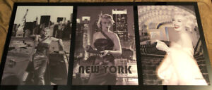 Marilyn Monroe 3D Picture