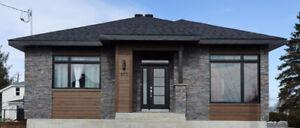 Maison neuve a vendre a Salaberry-de-Valleyfield (Grande-Ile)