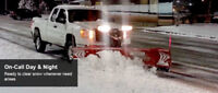 24/7 Commercial Snow Removal- Winnipeg