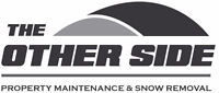 Snow Removal Services- The Other Side Property Maintenance