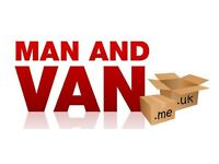 MAN & VAN Cheapest & Lowest Quotes Guarantee Removals or pickups Professional & good Seetvice