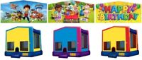 "BOUNCY CASTLES - ""You Plan The Party, We'll Deliver The Fun!"""