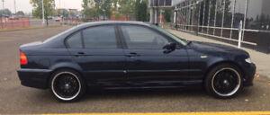 2003 BMW 3-Series 325 XI Sedan