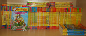 Geronimo Stilton Children's Books