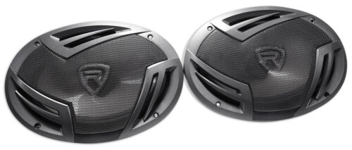 Pair Rockville RV69.2C 6x9 Component Car Speakers 1000 Watts/220w RMS CEA Rated