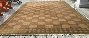 Large Handmade Area Rug