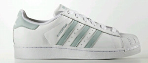 Ladies Size 9.5 Adidas Superstar Shoes  BNIB  - May Fit Size 10